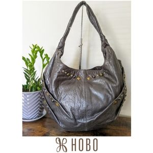 Vintage Studded Bag   HOBO
